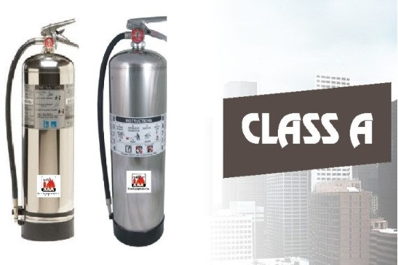 Class A Fire Extinguishes