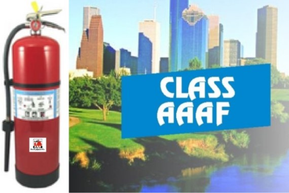 Class AAAF Fire Extinguishers