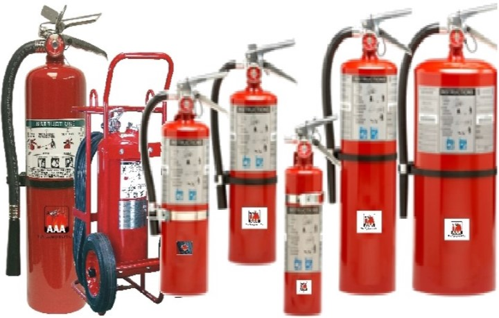 BC Fire Extinguishers