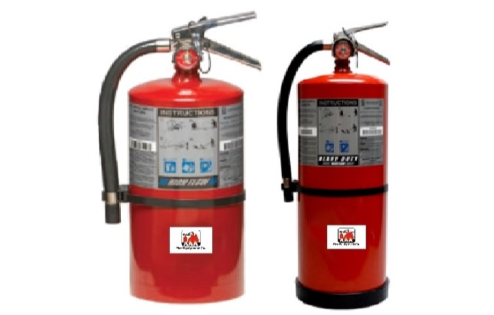 High Flow Extinguishers